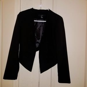 Forever21 formal blazer size small